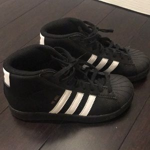 Other - Adidas hightop sneakers